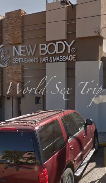 Tijuana mexico kön ledsagare massage